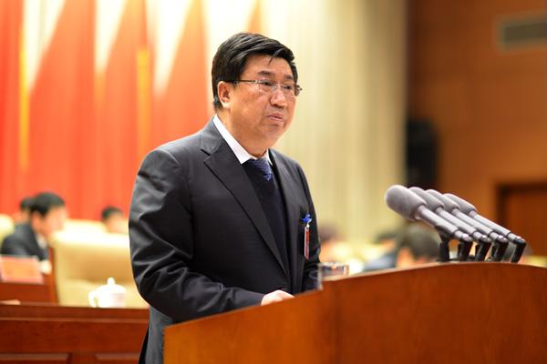 靖边县第十七届人民代表大会第四次会议隆重开幕