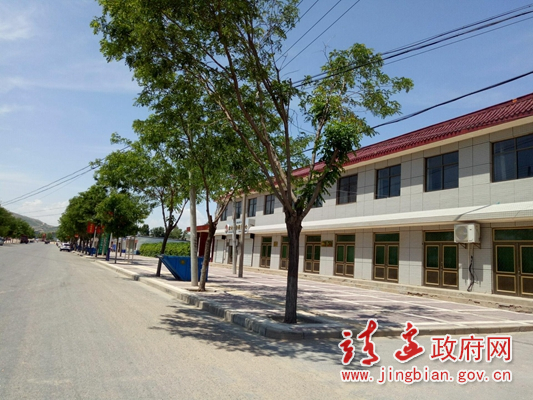 靖边县美丽乡村建设工作有序推进