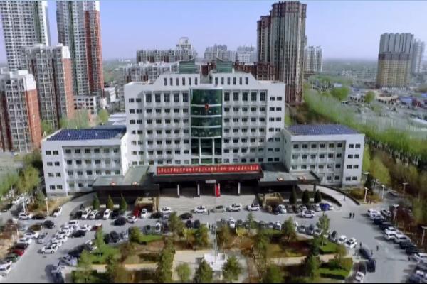 《众志成城抗击疫情》宣传片