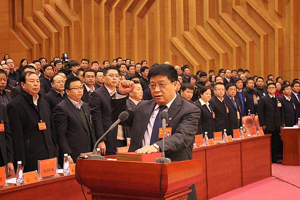 靖边县监察委员会正式成立